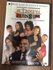 Kings Ransom (DVD, 2005)