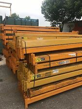 Link 51 heavy duty beams, Racking for Warehouse, Garage and commerical units.