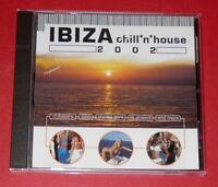Ibiza Chill 'n' House 2002 -- CD / Dance Sampler