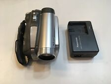 Panasonic Pv-Gs39 MiniDv Camcorder Vcr Player Video Transfer Tested And Works