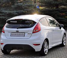 """Spoiler posteriore sotto paraurti per FORD FIESTA 7 MK7 ABS Plastica """"ST Line"""""""