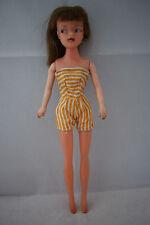 PEPPER Tammy clone teenage fashion doll brunette hair Hong Kong 60's