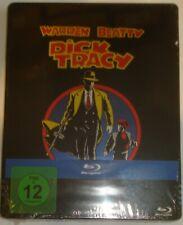 Dick Tracy  Steelbook  NEU OVP Blu Ray