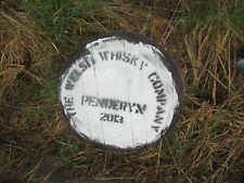 Whisky barrel lid penderyn whisky top lid