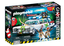 Playmobil Ghostbusters Ecto 1 Car Vehicle with Lights and Sound Playset Toy NEW