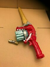 Power Ranger dino super charger sabre and gold charger role play toy