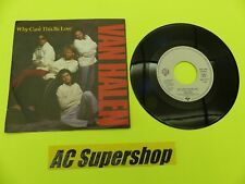 "Van Halen why can't this be love - 45 Record Vinyl Album 7"""