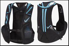 $185 Nike Trail Kiger Running Vest Safety/Reflective/Multi+Dry Pockets Sz S-L-XL