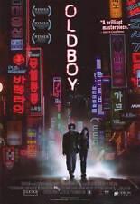 OLDBOY Movie POSTER 11x17 Min-sik Choi Ji-tae Yu Dae-han Ji Dal-su Oh