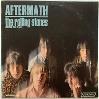 ROLLING STONES AFTERMATH LP LONDON USA MONO 1966 ORIGINAL VINYL PRO CLEANED