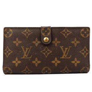 LOUIS VUITTON Continental Clutch purse Monogram T61217 T61217