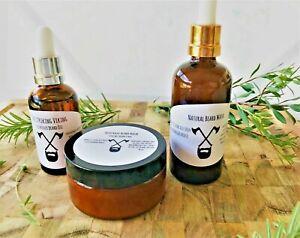Viking Beard Care Set- Natural beard oil, beard shampoo and beard balm!