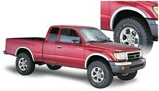 Bushwacker Oe Style Front And Rear Fender Flares Black For Tacoma 31914 02 Fits 1996 Toyota Tacoma