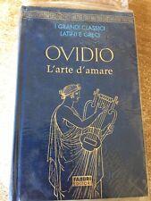 Ovidio L'arte d'amare I grandi classici latini e greci Fabbri SIGILLATO