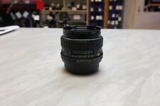 Pentax 50mm f/1.4 SMC Lens