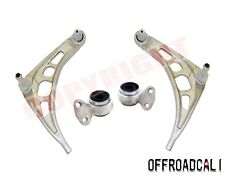 New Front Lower Control Arms and Bushing Set fits BMW 3 Series E46 2WD