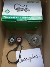 530 0578 30 INA Water Pump & Timing Belt Kit for CITROËN,FIAT,FORD,MAZDA,PEUGEOT