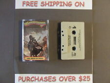 MOLLY HATCHET THE DEED IS DONE CASSETTE