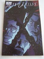 DC COMICS IDW , THE X FILES SEASON 10 , IN ENGLISH N° 13 DE 2014 .