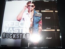 Reece Mastin Rockstar Australian CD Single – Like New