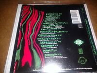 A Tribe Called Quest 'The Low End Theory' CD w/ Booklet & Slim Case