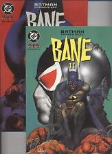 BATMAN SONDERBAND # 3 + 4 - BANE 1 + 2 - DINO VERLAG - TOP