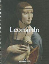 2012 Leonardo Diary (Taschen Diaries), Very Good Condition Book, , ISBN 97838365
