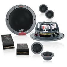 "Dynaudio Esotec System 342 Car Audio 6.5"" 3-Way Component Speaker System New"