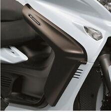 Motorcycle Black Side Visors Suzuki Burgman AN650 650 13-16 OEM 990D0-26JS1-BLK