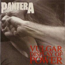 CD - Pantera - Vulgar Display Of Power - #A3531