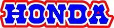 "#966 (1) 6"" Honda Vintage Repro Classic 60's 70's Hippie Decal Sticker Laminated"