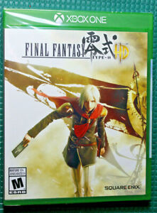 Final Fantasy Type-0 HD for Xbox One - Brand New