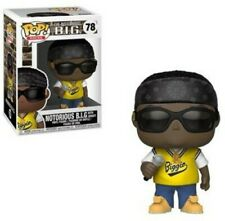 Funko Pop! Rocks: - Notorious B.I.G. In Jersey (Toy Used Very Good)