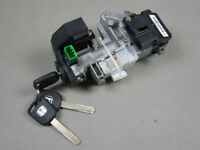 03 04 05 06 07 Honda Accord OEM Ignition Switch Cylinder Lock Auto Trans 3 KEY