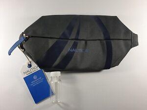 CLEARANCE New Authentic Nautica Men Circle J-Travel Kit Case Bag SALE