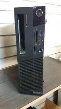 Lenovo thinkcentre m83 SFF/Intel g3420 Pentium g 2x3.20 ghz/4096 MB de ddr3/500 GB