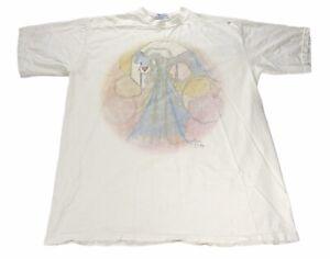 Stevie Nicks RARE Vintage 1998Enchanted TOUR Shirt XXL Angel Fleetwood Mac