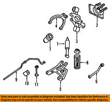 Cadillac GM OEM 94-98 DeVille Rear Suspension-Coil Spring 22076935