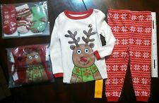 Avon Tiny Tillia CHRISTMAS Pajama, socks, stocking PLUS gift box
