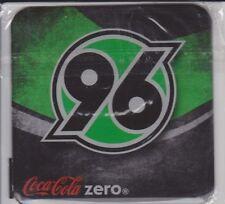Coca Cola Zero Magnet ❤️ Hannover 96 ❤️ 6x6 cm ❤ OVP ❤️ NEU ❤️