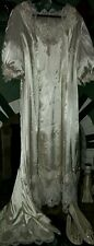 SUPER PLUS SIZE BRIDAL ENSEMBLE SIZE 44W/5X/66-68 BUST