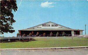 Bowling Green Kentucky 1960s Postcard Beech Ben Park Roller Skating Rink