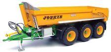 UH4268 - JOSKIN 3 essieux Trans-KTP 27/65 Benne TP - 1/32