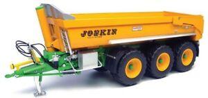 UH4268 - JOSKIN 3 Axles Trans-Ktp 27/65 Benne Tp