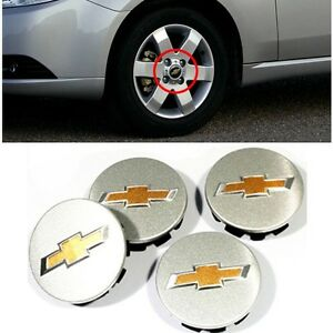 """OEM Parts Silver 15"""" 16"""" 17"""" wheel Caps 4P for GM Chevrolet Epica/Tosca 2005-10"""