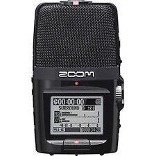Grabadora Zoom H2n Práctico