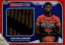 2019-20 Hoops NBA Basketball Autograph & Relic Singles (Pick Your Cards)
