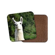 Funny Llama Coaster - Cute South American Animal Nature Cool Wild Gift #16788