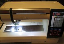JANOME  MC12000  SEWING AND EMBROIDERY MACHINE  NEW NEW IN BOX
