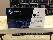 BRAND NEW GENUINE FACTORY SEALED HP C7115A PRINT CARTRIDGE 1000/1005/1200/1220/